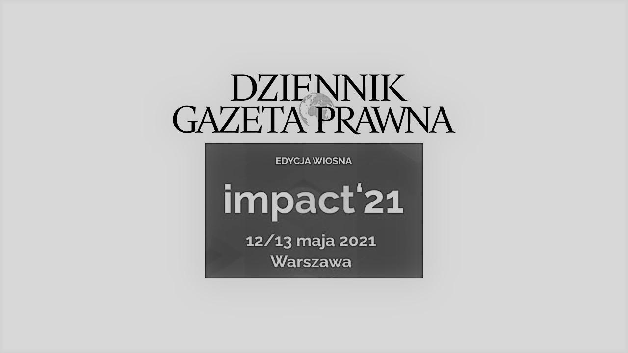 Impact'21 – Zdrowa Gospodarka